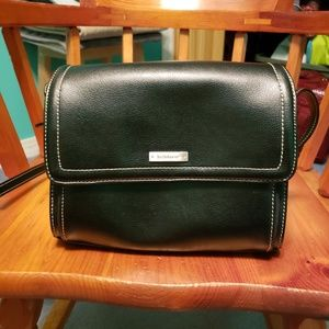 Liz Claiborne black cross body purse